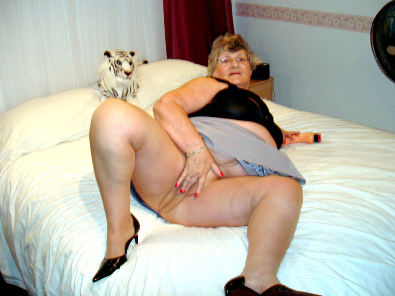 Grandmother pantyhose masturbate pictures agree