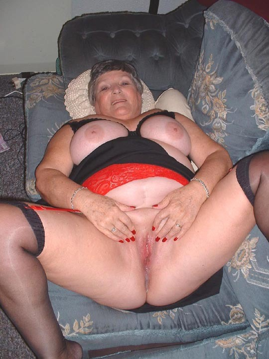Consider, Bbws grannies stockings dirty spread