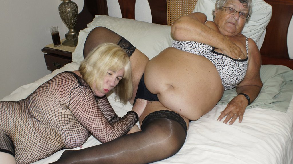 naked grandmas having sex