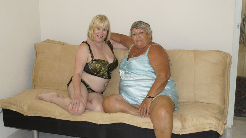 image More lesbian grannies toying themselves