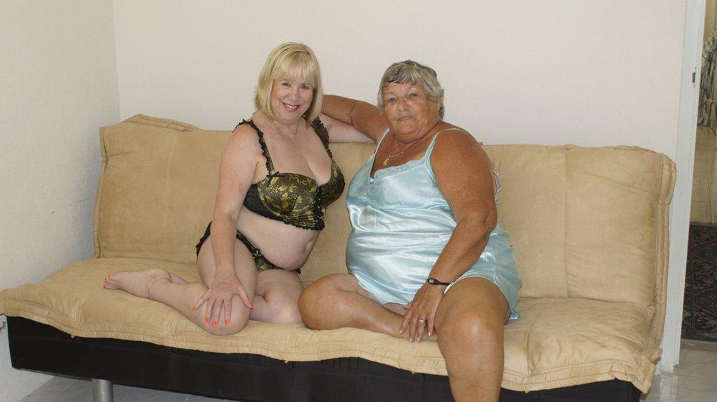 Grandma Libby & the Sexy Auntie Trisha