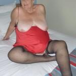 Hotel strip tease